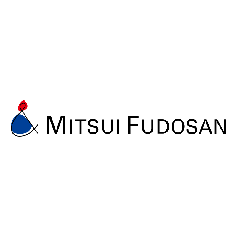 Logo for Mitsui Fudosan